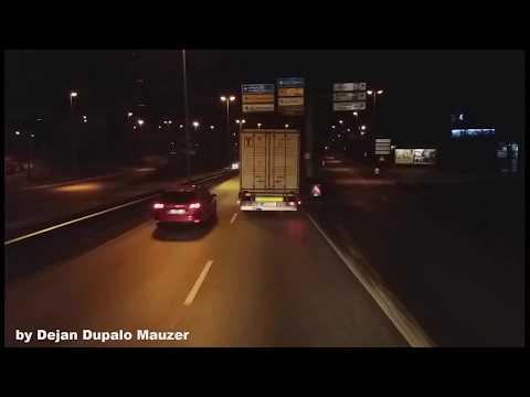 Scania R420 - Povratak Karavana (Kiel-Hamburg)