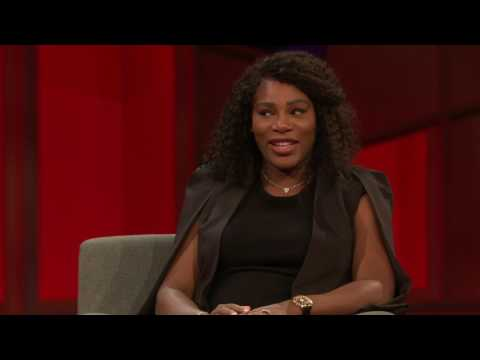 Serena Williams and Gayle King On tennis, love and motherhood.