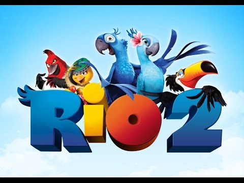 Don't Go Away Rio 2 with lyrics and translation