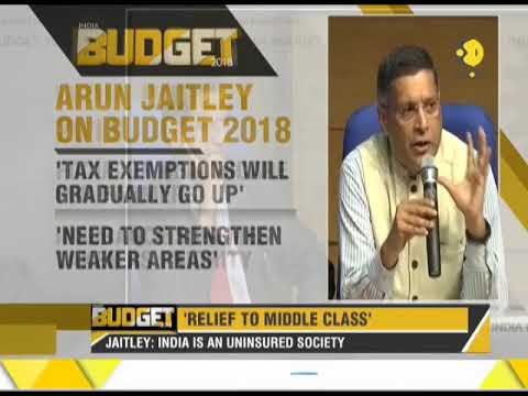 Finance Ministry explains India Budget 2018