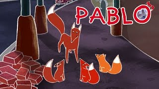 Pablo - Hide and seek S01E23 HD | Cartoon for kids