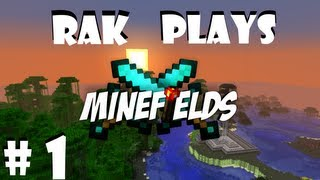Rak Plays  Minefields S01 E01 - Swamp Thing!