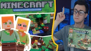 КИТАЙСКИЙ LEGO MINECRAFT - Для образования?!