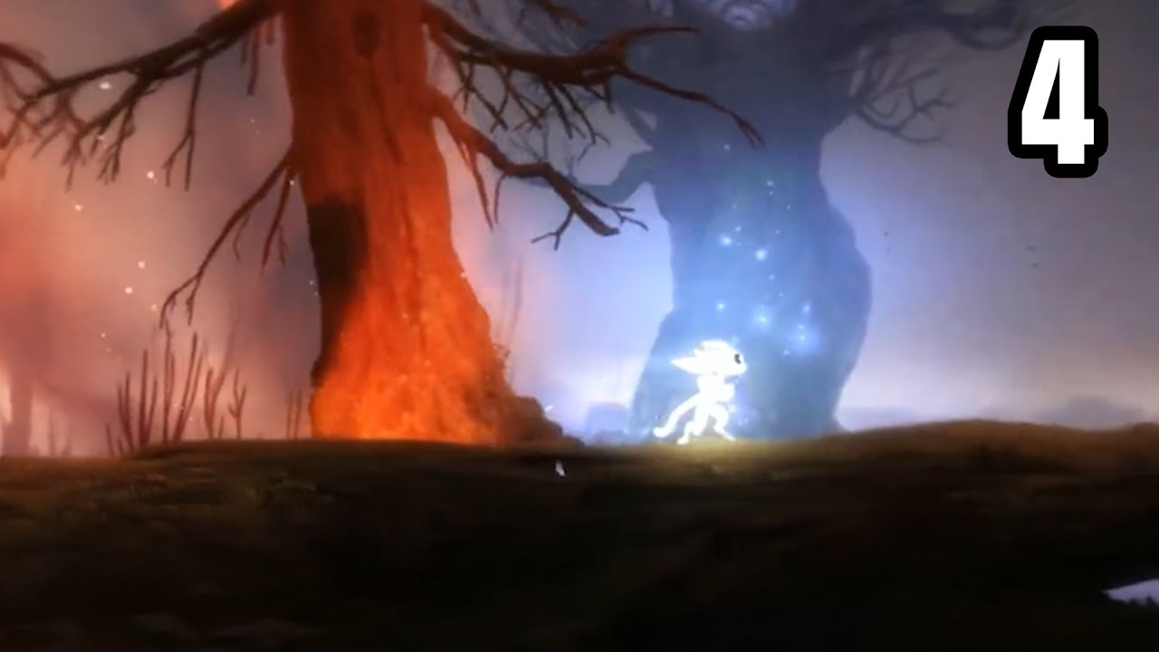 Stream Footage: Ori and the Blind Forest [Part 4]