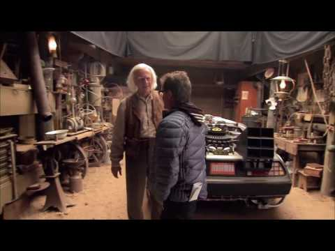 A Million Ways To Die In The West Exclusive Christopher Lloyd  HD
