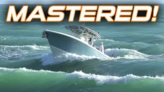 HAULOVER BOATS / Sailfish in the trough