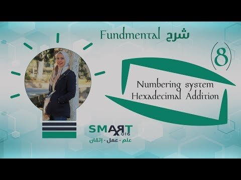 Fund || Numbering system (8) Hexadecimal Addition