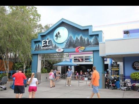 HD POV - E.T Adventure Ride HD POV - Universal Studios Florida