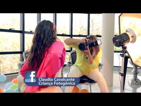 Concurso Criança mais fotogênica 2014 by Claudia Cavalcante - Making Off