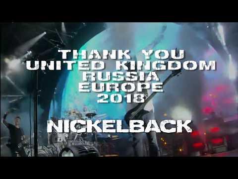 Nickelback - Feed The Machine Tour 2018 Wrap Up Mp3