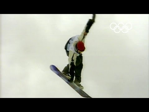 snowboarding's-olympic-debut---nagano-1998-winter-olympics