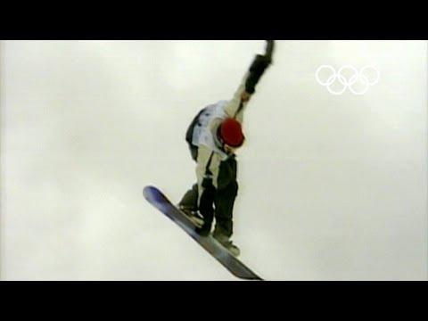 Snowboarding's Olympic Debut - Nagano 1998 Winter Olympics