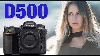 Matt Granger: Nikon D500 Field Test Review