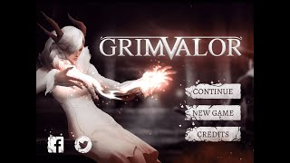[APP] 手機遊戲 GrimValor gameplay 遊戲影片  (iOS)