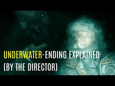 Underwater Ending EXPLAINED By Director William Eubank