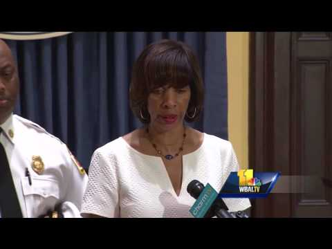 Video: Police spokesman speaks publicly about killing of his brother