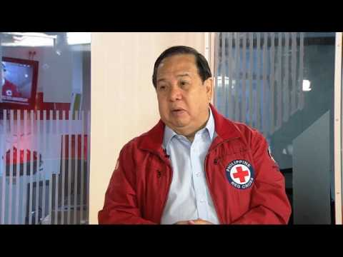 Philippine Red Cross marks 70th year with new humanitarian vessel