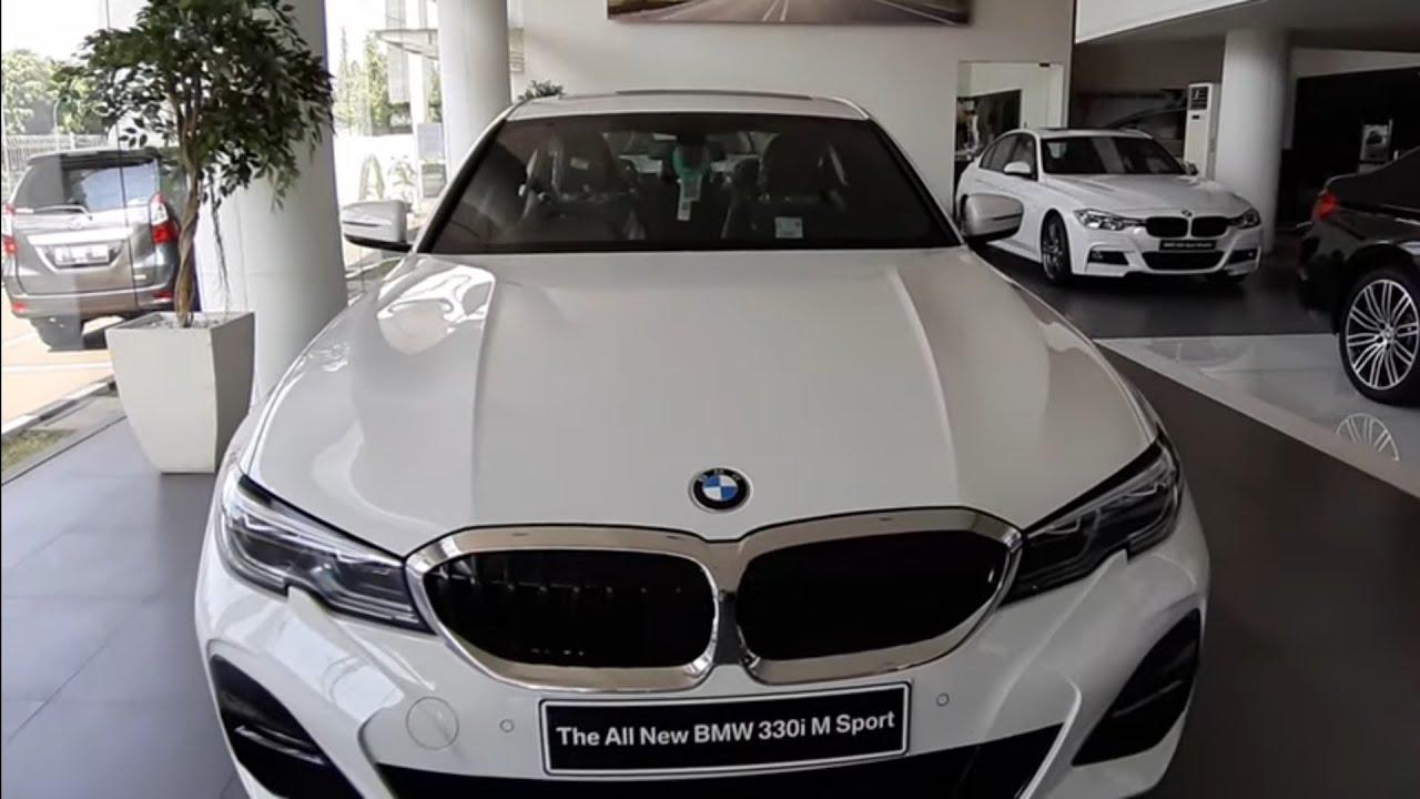 Mobil Mewah BMW 330i M Sport 2019 spek lengkap