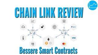 ChainLink (LINK) Review: Denzentralisiertes Orakel für Smart Contracts