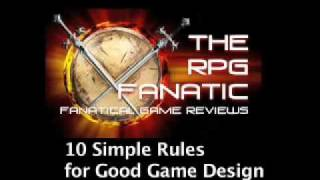 10 Simple Rules for Good Game Design