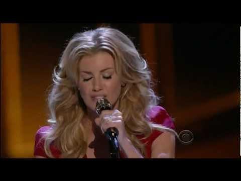Faith Hill - Come Home (2012 People's Choice Awards) HD 720p