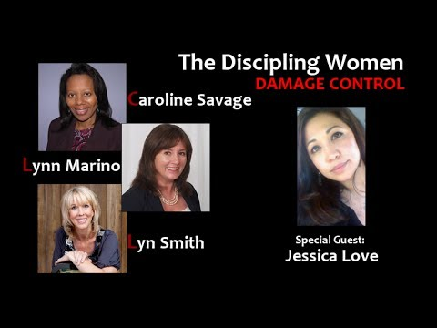 The Discipling Women: Damage Control - HUMILITY