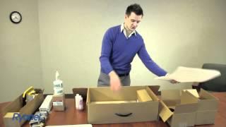 Unboxing Ryonet's Screen Printing Starter Kit