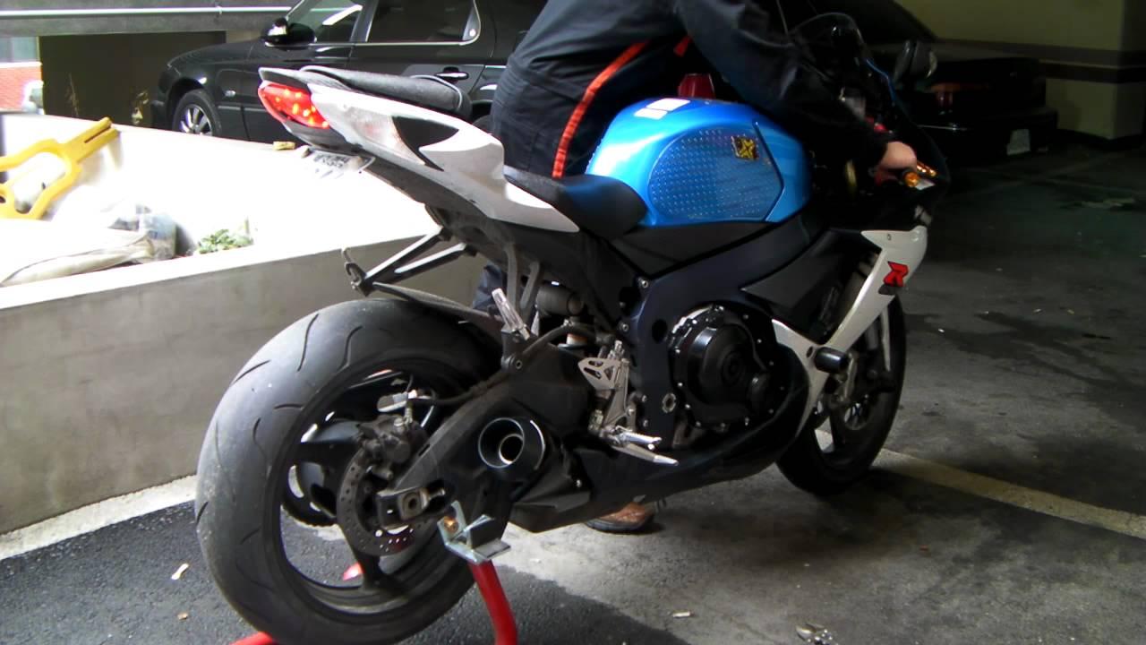 Suzuki Gsxr Exhause