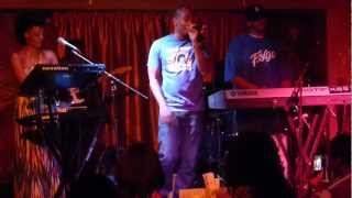 """Playing Your Game"" by Zo! featuring Anthony David, Live at Apache"