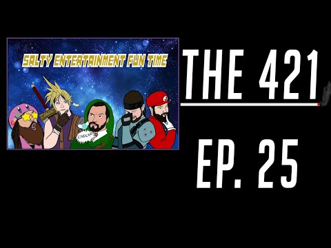The 421: Ep. 25 – JU$T Another Song Review (RTJ4)