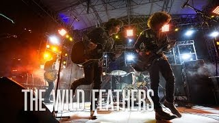 """The Wild Feathers """"Left My Woman"""" Guitar Center Sessions Live from SXSW on DIRECTV"""