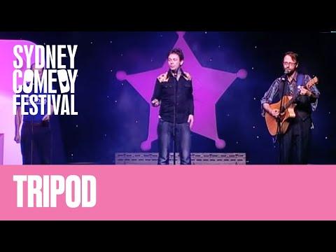 Tripod - Sydney Comedy Festival Gala 2010