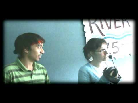 AJ IN THE CAGE - 97.5 THE RIVER