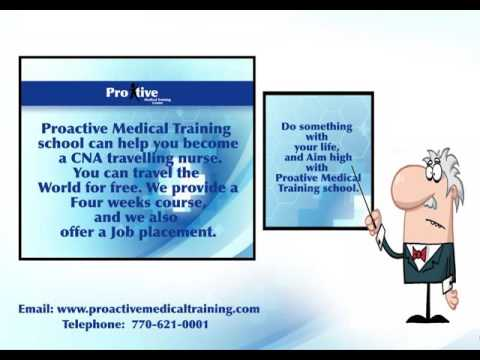 PROACTIVE MEDICAL TRAINING SCHOOL
