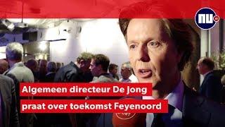 'Van Persie ziet Van Bronckhorst nog tien jaar Feyenoord trainen'