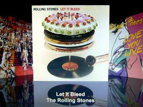 My Rolling Stones Record Collection