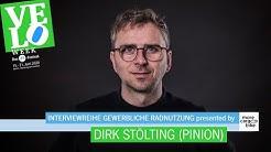 VELOWeek 2020 - Gewerbliche Radnutzung mit Dirk Stölting - PINION