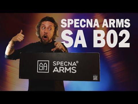 SPECNA ARMS...forse... I MIGLIORI FUCILI ECO PER IL SOFTAIR ??