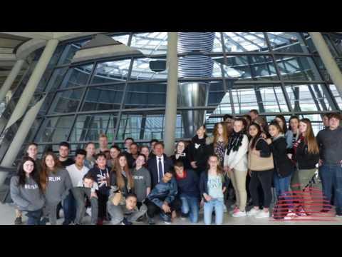 Besuch Anne-Frank-Schule Coesfeld