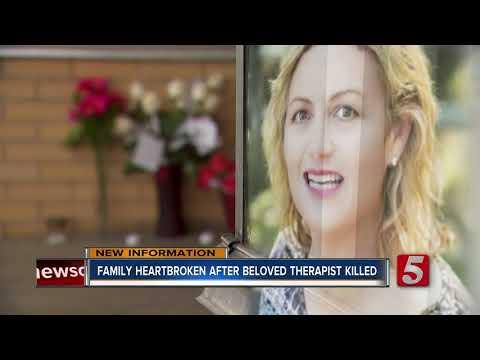 Family heartbroken after beloved therapist killed