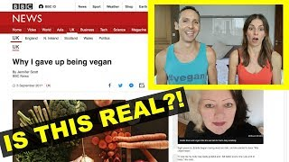 Why I Gave Up Being Vegan