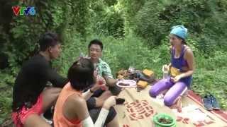Cuộc Đua Kỳ Thú 2014 - Chặng 8 - Phần 1 - Đồng Tháp - Phát sóng 09/08/2014 - FULL HD