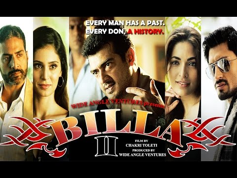 Billa II - Gangster Thriller Movie | New Hindi Movies 2014 Full Movie | Ajith | Popular Dubbed Movie