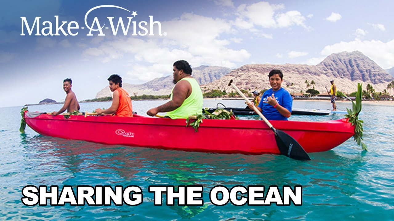 Kaimana's Wish to share his culture with his community! | Make-A-Wish® Hawaii
