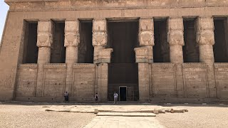 Temple Of Dendera Egypt