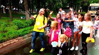У Николь Выпал ЗУБ прям на Сьемках / ОЧЕНЬ МНОГО ФАНАТОВ на ВидеоЖара 2017