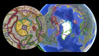Даария и первая Луна земли Леля. Город и пирамида в России возрастом 110000 лет.