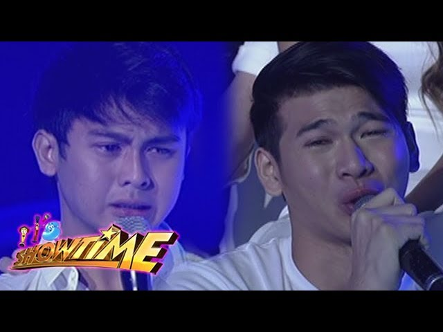 It's Showtime: Paulo, Wilbert and some members of Hashtags give their messages for Franco