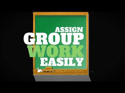 Group Assignments in Google Classroom