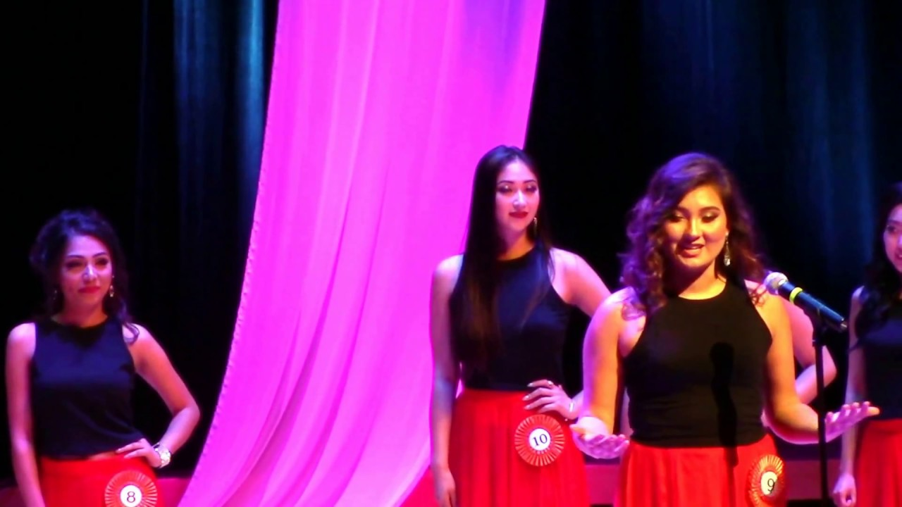 2017 Pacific Miss Asian American Pageant - Introduction